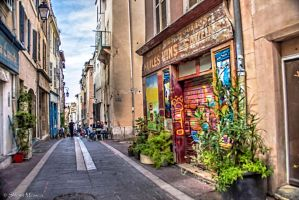 Le Vieux Panier by ShlomitMessica