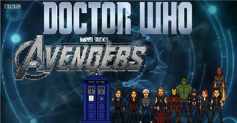 Doctor Who : The Avenging Daleks by Z-Lord