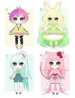 OPEN set price adopts by Kumamuma