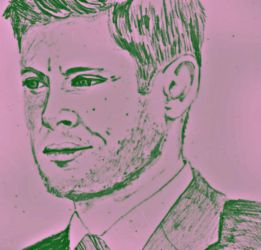 Dean Winchester by ViviMaslow