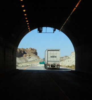 Wyoming Tunnel by Western-Gal