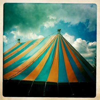 The Circus Came To Town by CreativeStubble