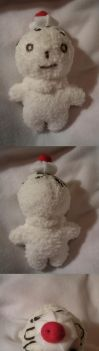 Lil Scoops Prototype Plush by WhittyKitty