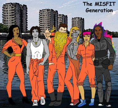 The Misfit Generation by tapwater86