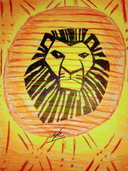 The Lion King by Africa2000