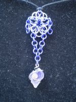 Amethyst Celtic Star by TheyCallMeMewt