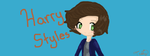 Harry:D by TeddyFluff19