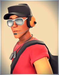 Scout Portrait by Tac129max