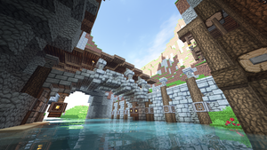 small bridge minecraft build by christurboex - Minecraft Japanese Bridge