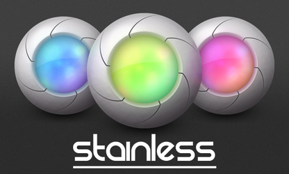 Stainless icon by Muscarr