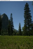 Yosemite 16 meadow by RoonToo