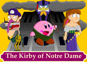 Kirby Of Notre Dame by TurboJUK