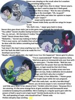GemBeast Gemlings SU AU: Intro Page four by UmbraFoxPaws
