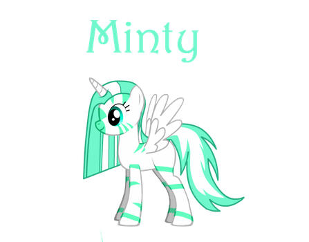 Minty by CookiePadi