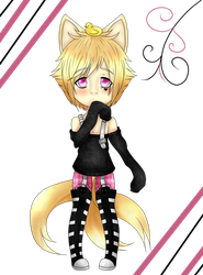 Chibis for x-Cute-Kitty-x (1/2) by TheYamiClaxia