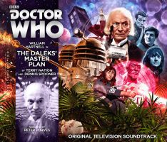 Doctor Who - Daleks' Master Plan Soundtrack Cover by willbrooks