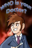 Doctor Who David Tennant by Pembroke