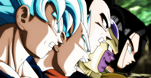 Dragon Ball Super - Universe 7 II by hirus4drawing