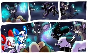 Summer Event - Part 2 - Drawing 3 by JB-Pawstep