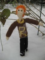 Ron Weasley by Twinsmanns