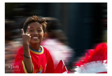 Merah Putih Carnival by iwoth