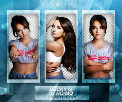 PACK PNG 04| BECKY G by iHeavyCrown