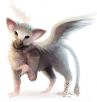 Trico (doodle) by Kalinel