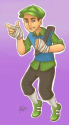 Scout by RunaryKat