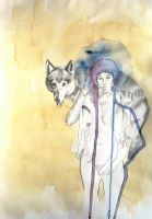 Wolf by Moy-a