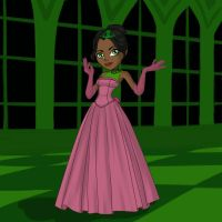 Princess Pea by Ellecia