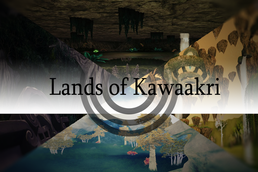 The Lands of Kawaakari by Kovaii-FH-IT