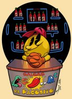 30 years of PACMAN by JoniGodoy