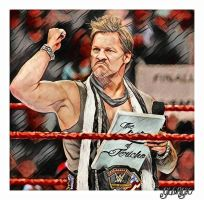 Chris Jericho - You Just Made the List by BlackIndian36