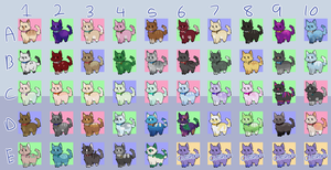 cheap kitty adopts! [ REDIRECT TO SALE by alliemews