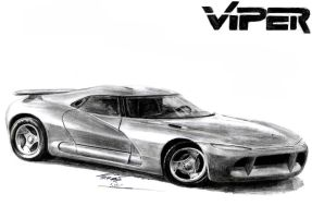 Prize : Dodge Viper Defender to RedfoxBennaton by toyonda