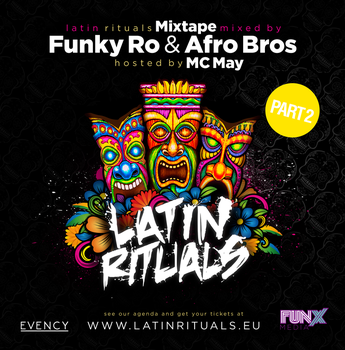 Latin Rituals | Cover Design by sunnynoodles