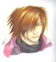 copic tryout 3: genesis? by twinart