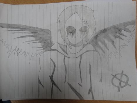 eyeless jack by LukeAsh