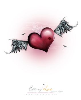 Beauty Love by alnour
