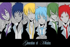Generation of Miracles by khiro
