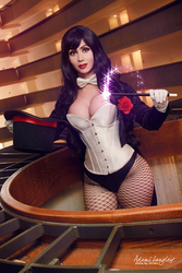 Zatanna cosplay by adami-langley