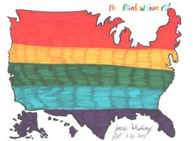 The Rainbow Country by JCSStudio