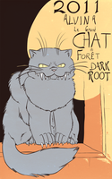 DARK SOULS - Grand Cat of Darkroot Forest by Dezfezable