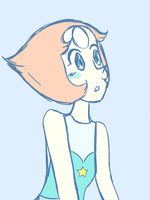 Pearl - Steven Universe by Clawissa