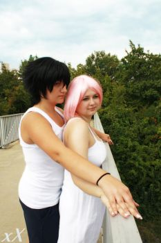 SasuSaku - Together by Maaya-chanxX
