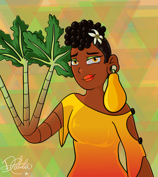 Papaya formosa by Dalilastar