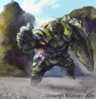 Golem by G-manbg