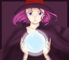 Fortuneteller Baba by PearFlower