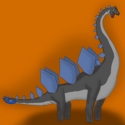 Hes Finally A Stego by aerithedrgn