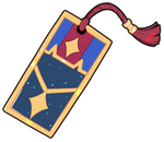 Main currency - Book Mark by FolkloreItems